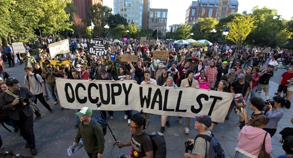 occupy wall street research paper