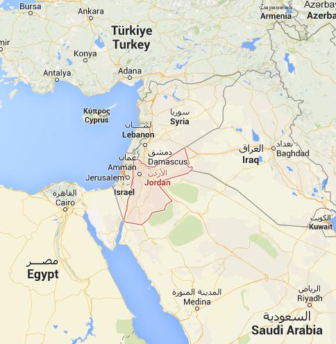 urdun harita1